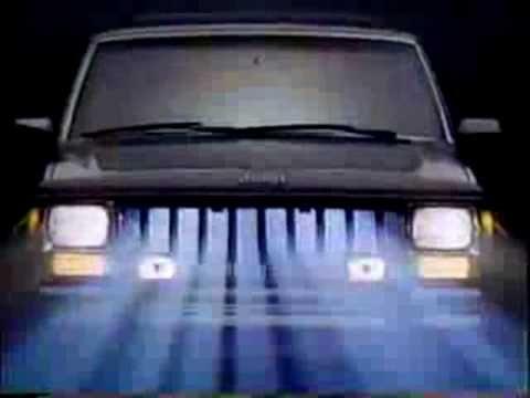 1987 Jeep Cherokee Commercial Jeep Cherokee Jeep Wj Jeep Wagoneer