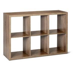 6 Cube Organizer Shelf 13 Threshold Cube Organizer 4 Cube