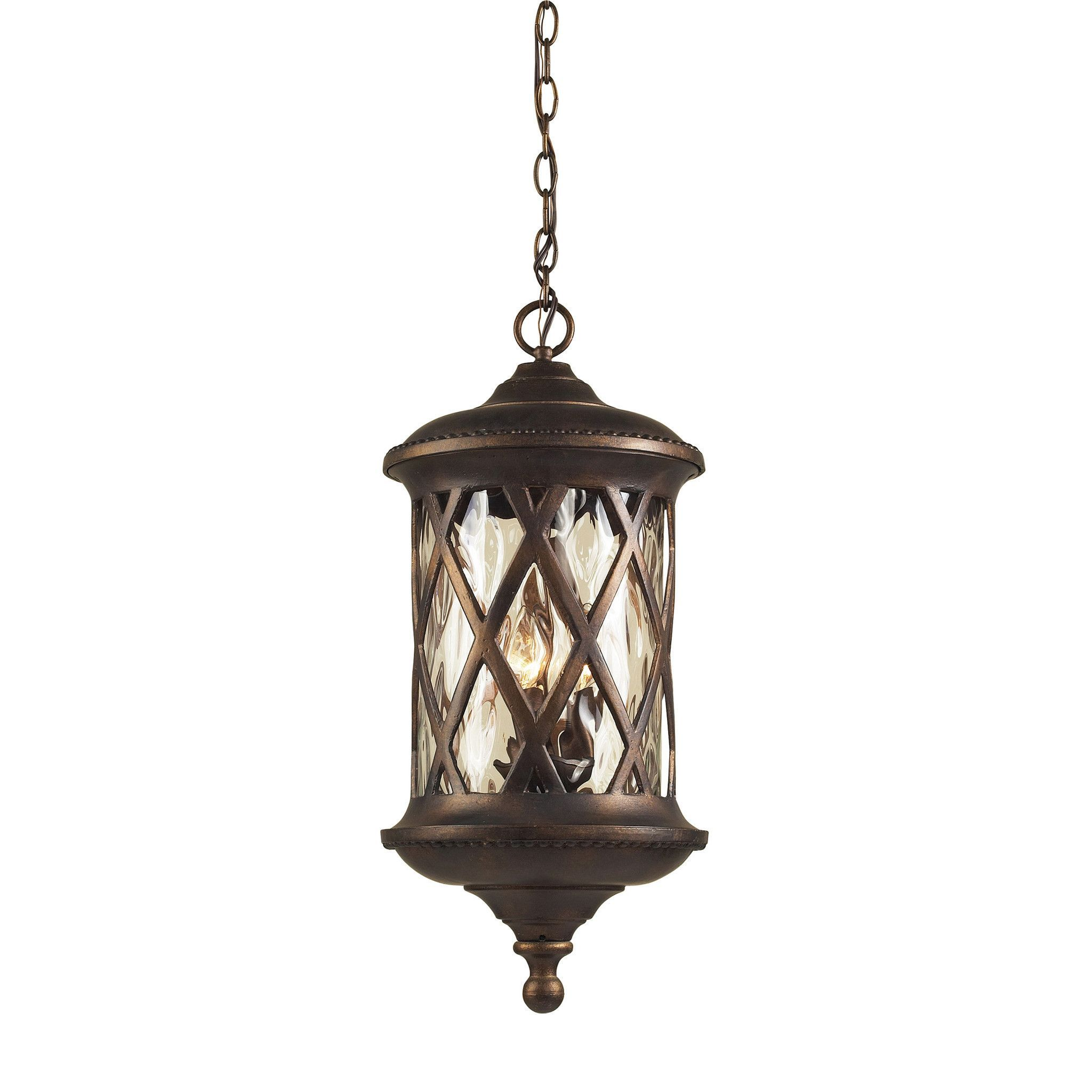 Elk lighting 420333 barrington 3 light outdoor pendant elk elk lighting 420333 barrington 3 light outdoor pendant arubaitofo Image collections