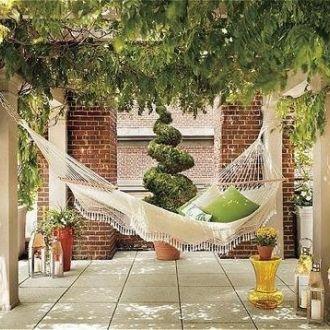 Outdoor Spaces - Hammock