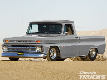 Pro Street 1964 Chevy C10 Chevrolet Wallpaper Id 537508