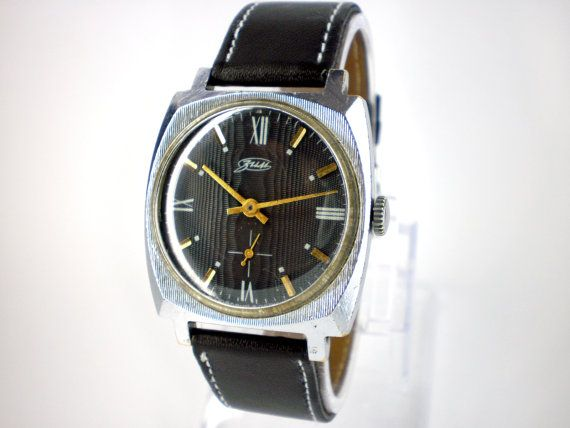 Vintage ZIM Men's mechanical watch from by WatchForLife on Etsy, $36.00