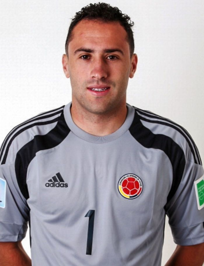 e6052c134 ... soccer jersey 2011 12 David Ospina from Colombia Top 10 Goalkeepers at  World Cup 2014 in Brazil ...