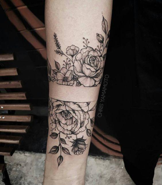 Sexy Orte, um Tattoos zu bekommen
