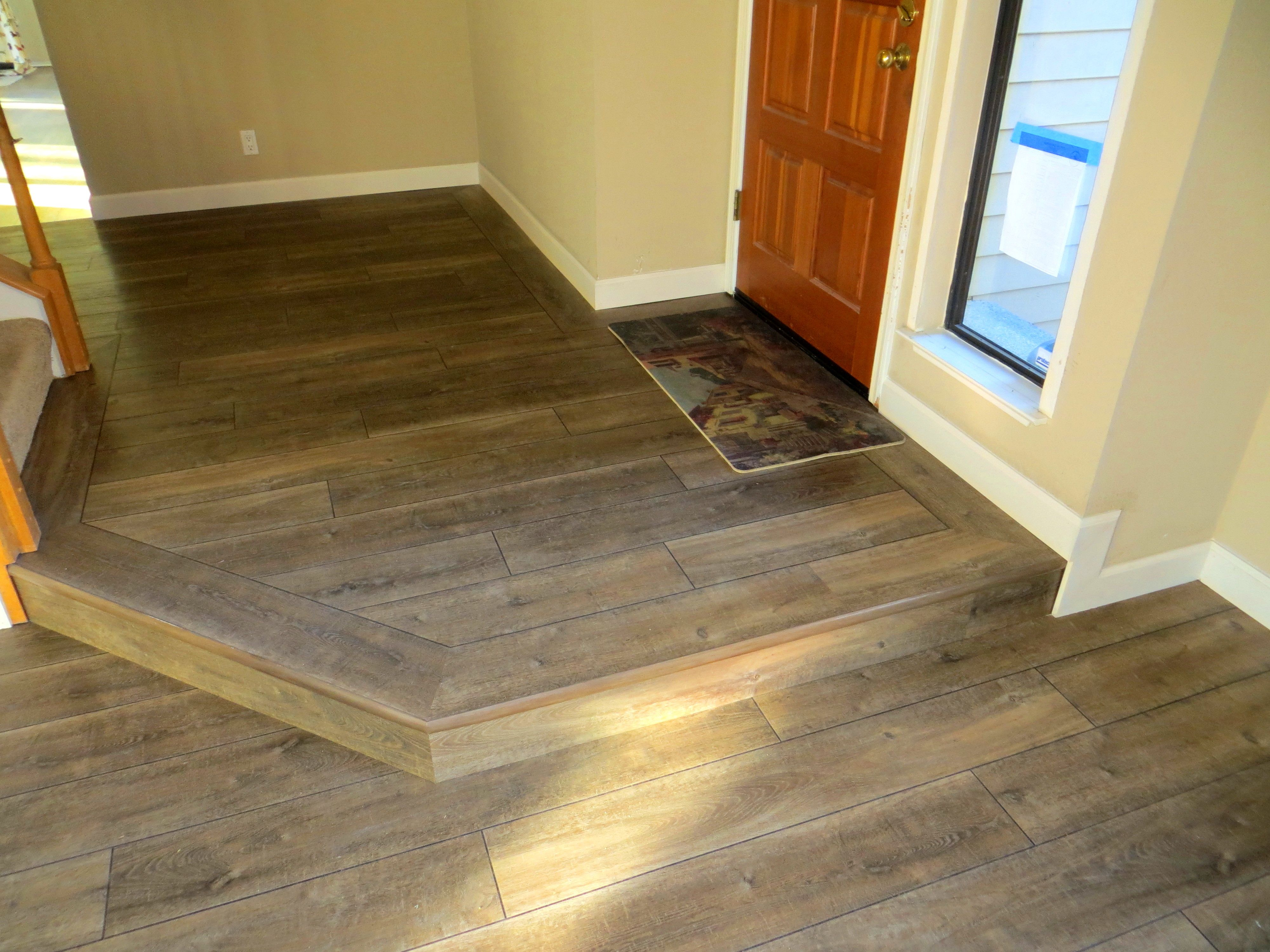 Amtico Aged Oak With A Barnwood Finish Will Out Perform Any Real