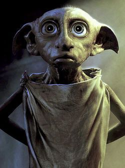 dobby the house elf smiling - Google Search