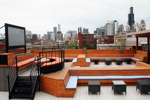 Top 5 Chicago Rooftops U0026 Patios | Guide To Cuisine U0026 Comforts ...