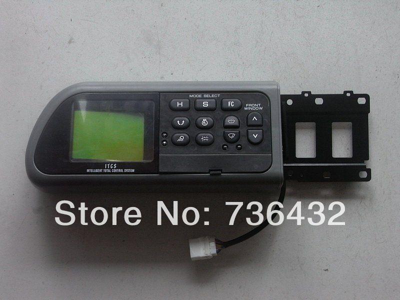 Kobelco sk200-2 display YN59S00002F5 - Kobelco excavator sk120-2
