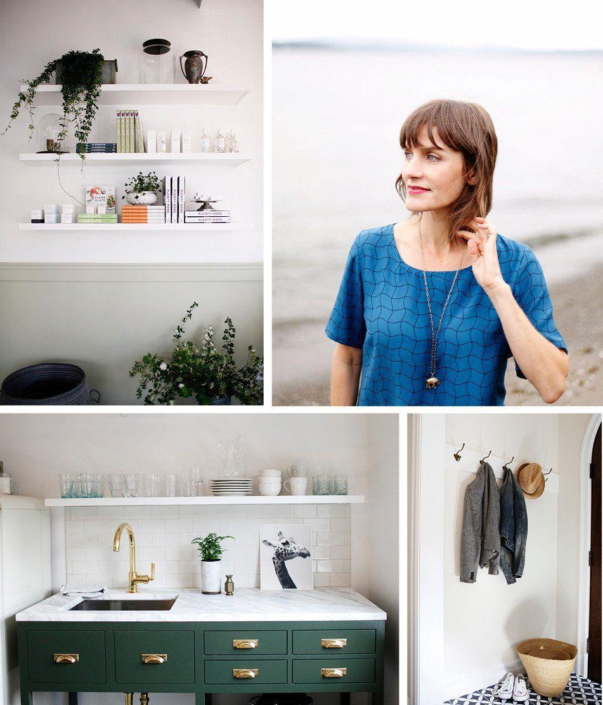 Minimalist Homeschool Room: Designer Spotlight: Katie Hackworth