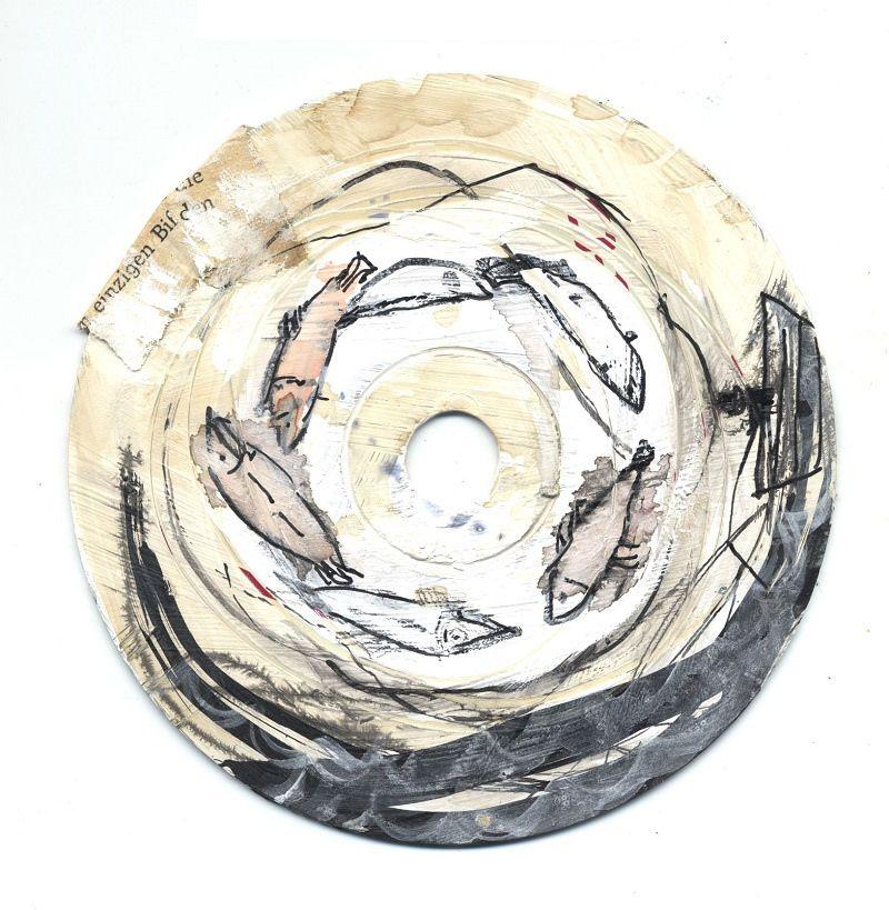 circling around nothing (fish) | von Ines Seidel