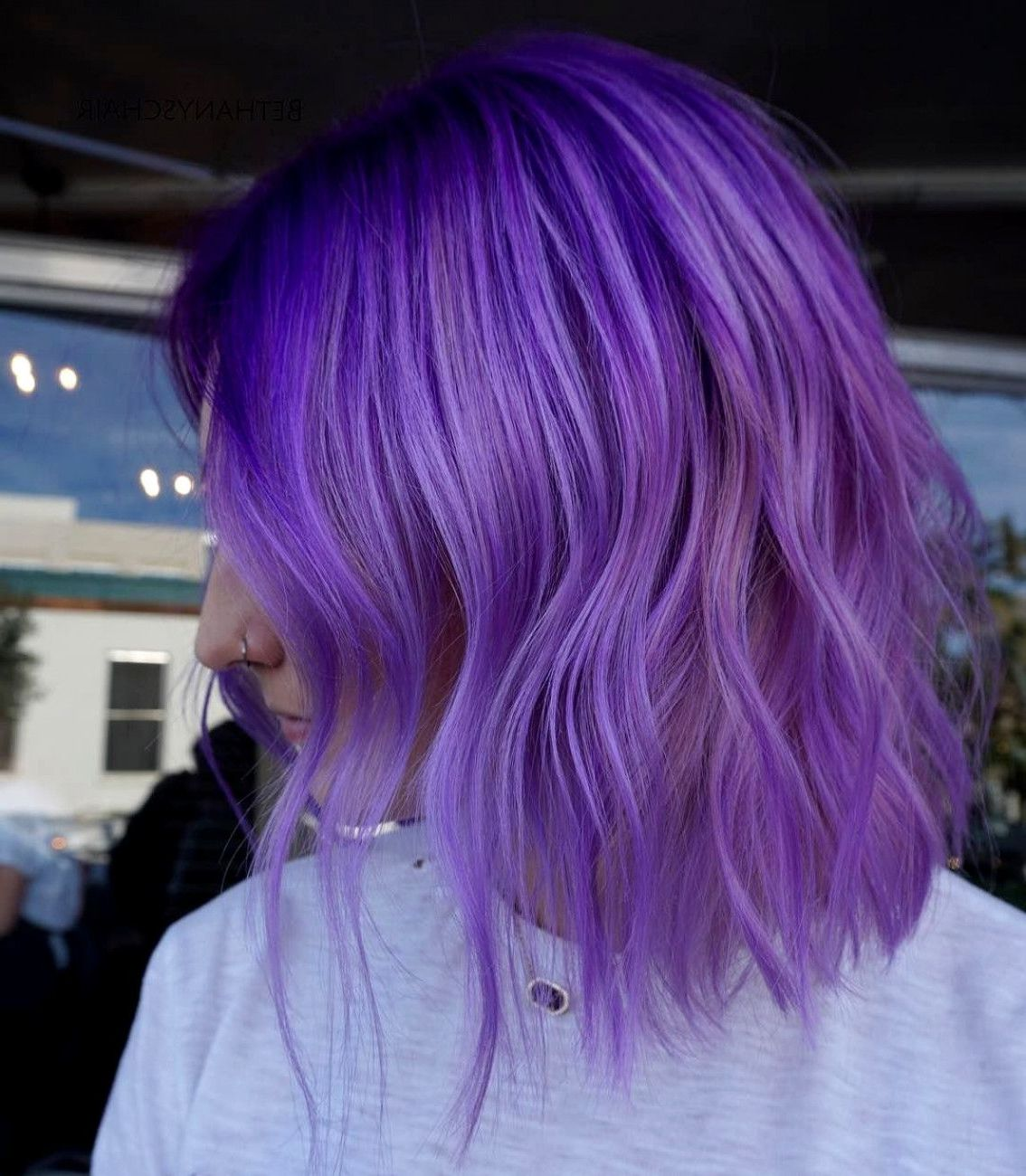 40 Stunning Blue Hairstyles Ideas In 2019   Hair Color   Hair Color