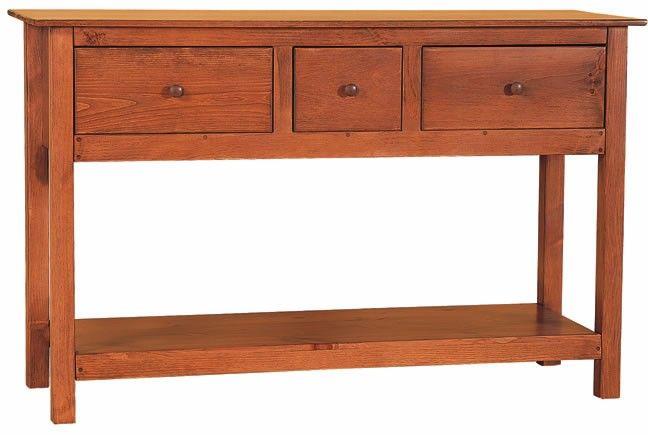 Amish Huntboard in Pine Wood | Pine Furniture | Furniture ...