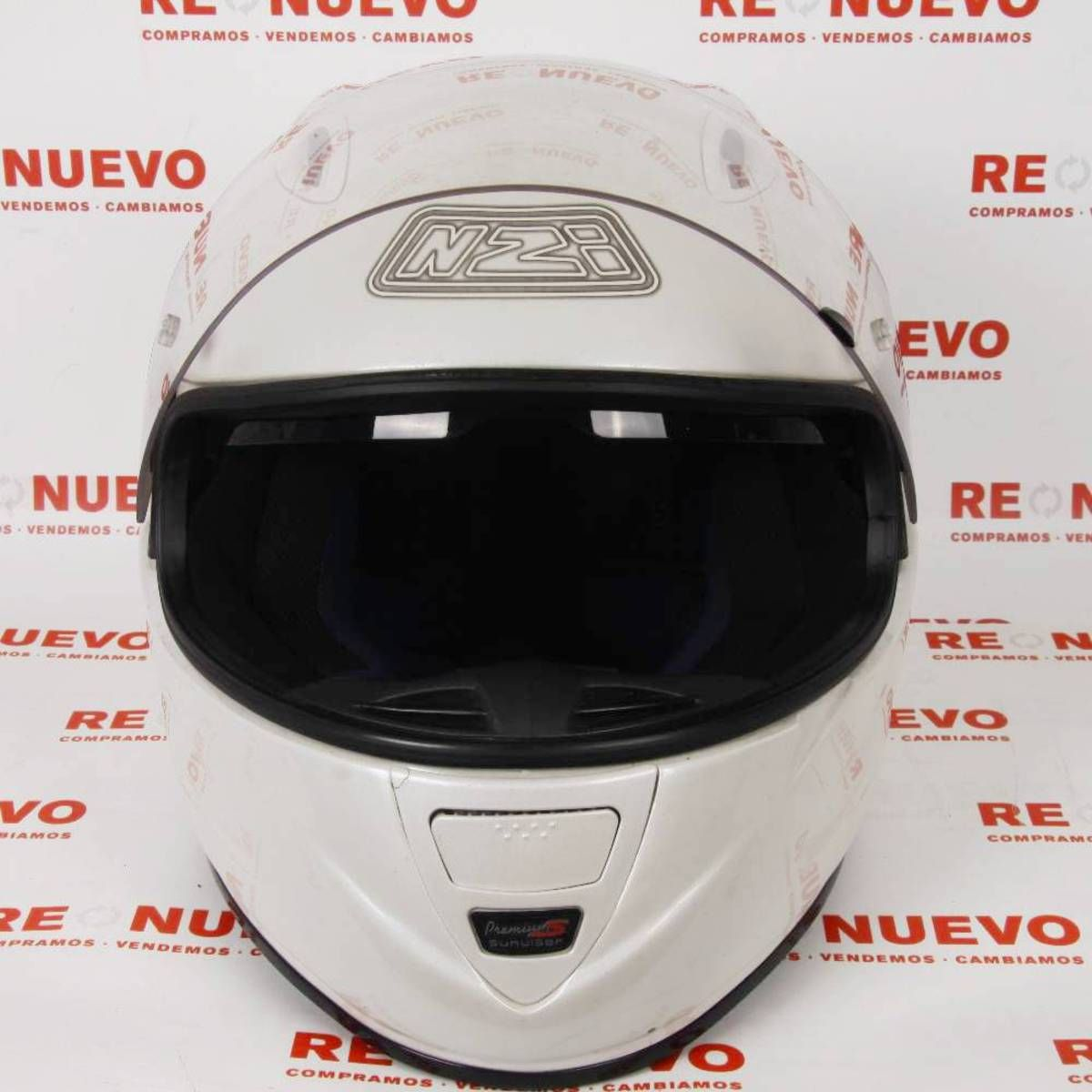 Casco de moto NZI PREMIUM S Talla L E269105 # Casco NZI # de segunda mano # NZI