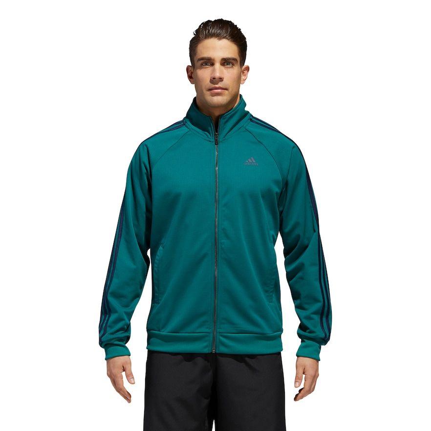 Adidas Essential Track Jacket Jackets Mens