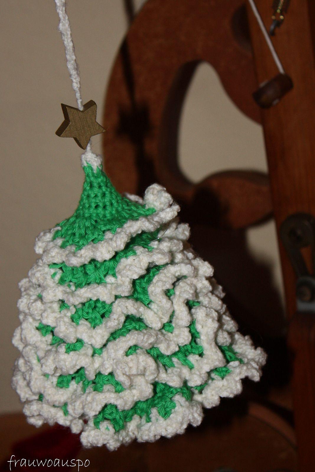 Ravelry Christmas Tree by Helen Free Crochet christmas