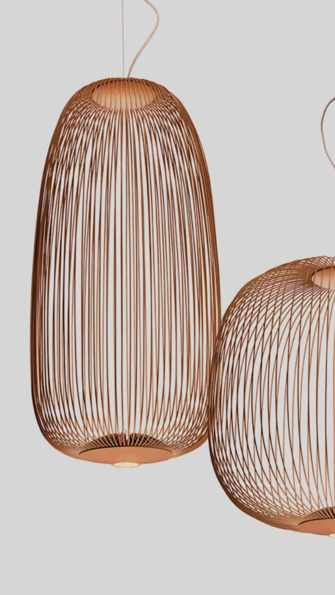 Foscarini Spokes 1 Mylight Led Pendelleuchte Mit Dimmer 2640071ml 80 Pendelleuchte Led Pendelleuchte Kreative Lampen
