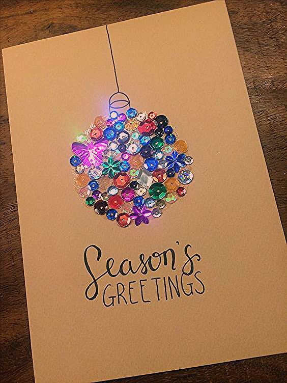 How to Make DIY Pop Up Christmas Card with Tree and Snowman