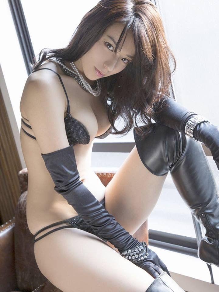 Asian Woman Asian Body