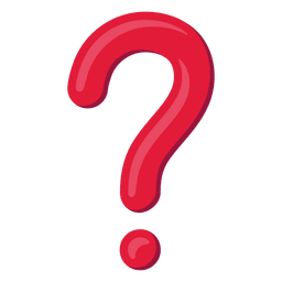 Red 3d Question Mark Icon This Or That Questions Question Icon Question Mark Icon