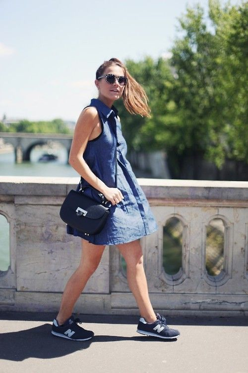 What I'd Wear : The Outfit Database (source : Frassy...
