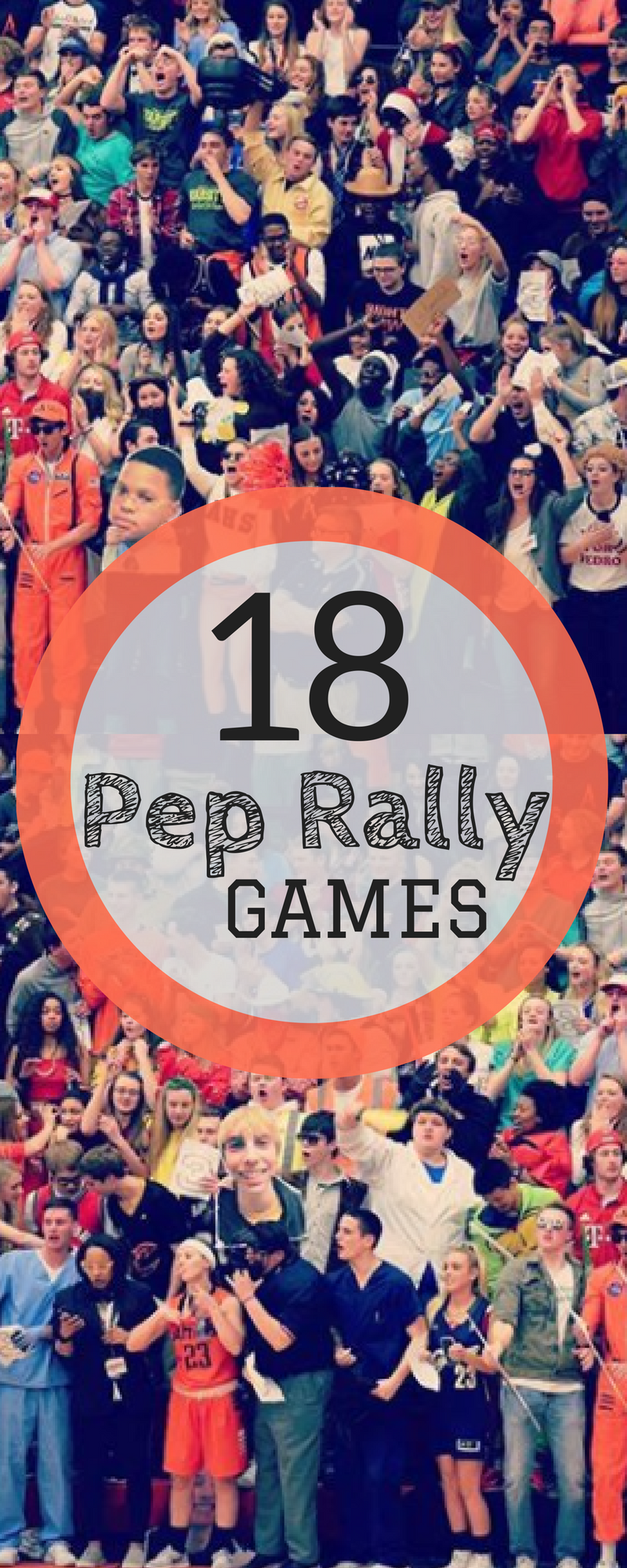 Pep rally ideas for cheerleading squads. High school pep ...