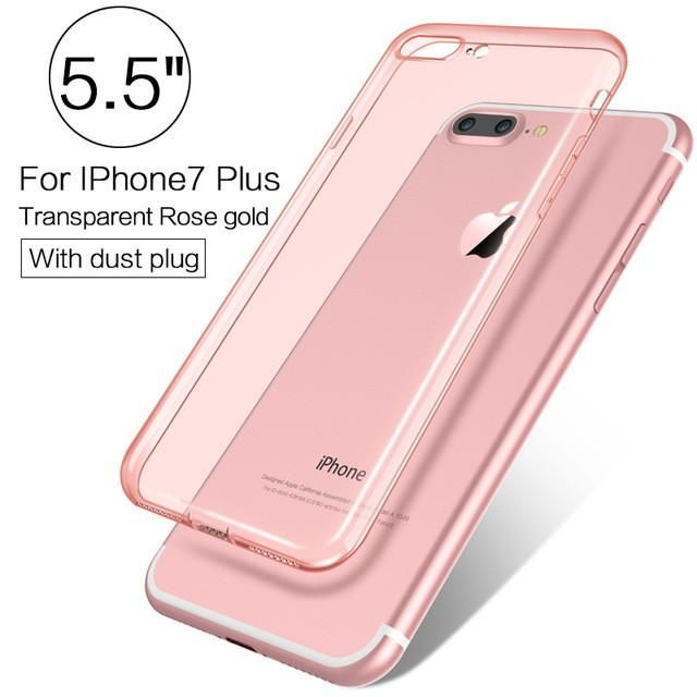 iphone 8 silicone case rose gold