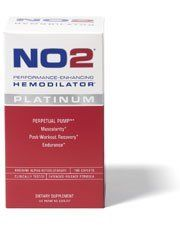 NO 2 Platinum 180 Caplets By MRI 3791 The Product That Started It