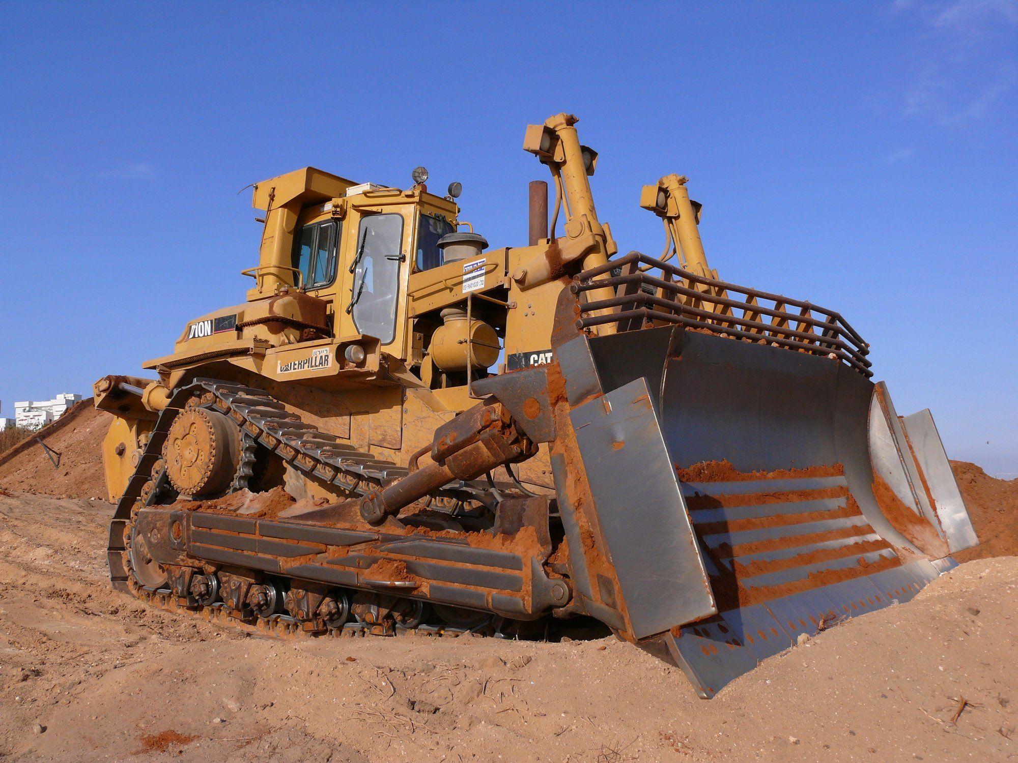 bulldozer Google Search Heavy equipment, Earth moving