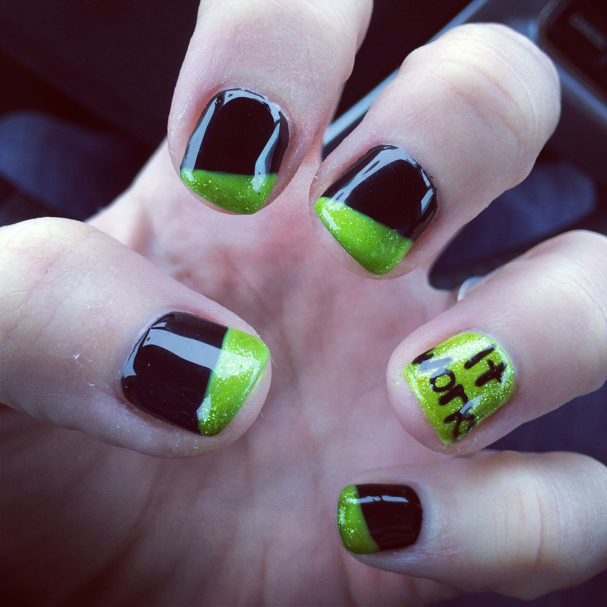 It Works Nails! #Wraps #ItWorks #Nails #NailArt #Freedom2014 ...