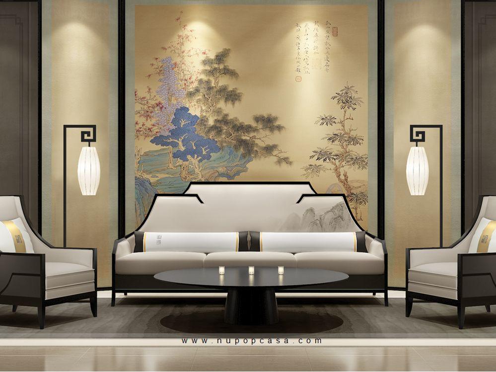Asian Interior