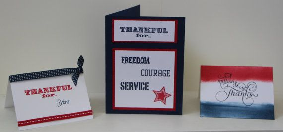 Make a card for the Troops or Wounded Warriors event by Notanag, $5.00