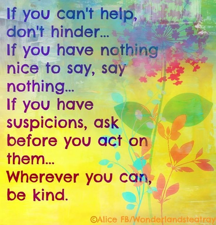 alice in wonderland quotes | Be kind quotes via Alice in Wonderland's TeaTray at ... | Quotes