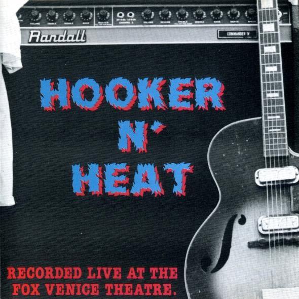 Canned Heat & John Lee Hooker - Hooker 'n Heat - Recorded Live at the Fox Venice Theatre