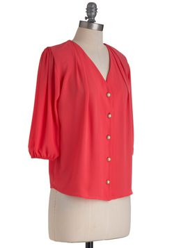 Packing a Punch Top { turn my coral shirt into this!!!!!!!!}