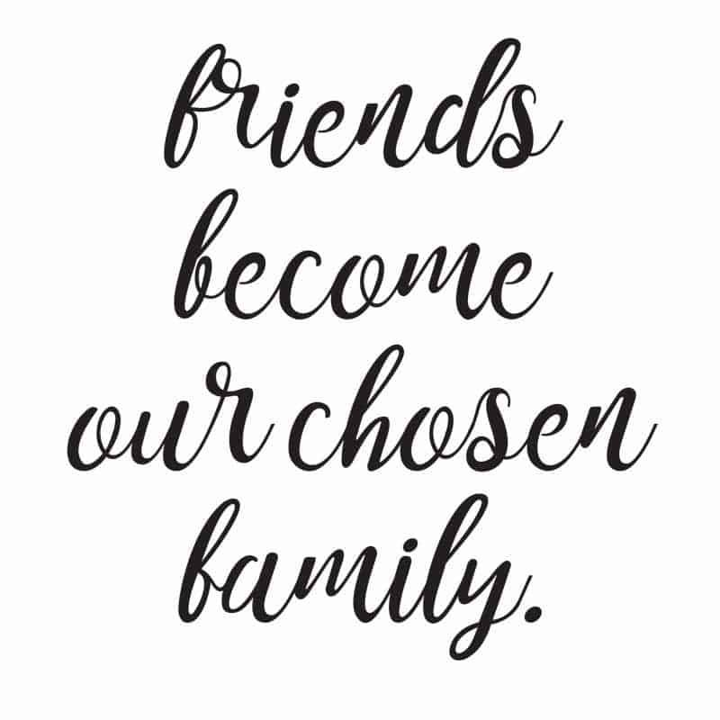 25 Beautiful Friendship Quotes Friendshipquotes Friends Become Family Quotes Friends Quotes Friends Like Family Quotes