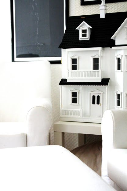 quand je vois comme celle ci s 39 int gre bien dans son environnement je vais peut tre repeindre. Black Bedroom Furniture Sets. Home Design Ideas
