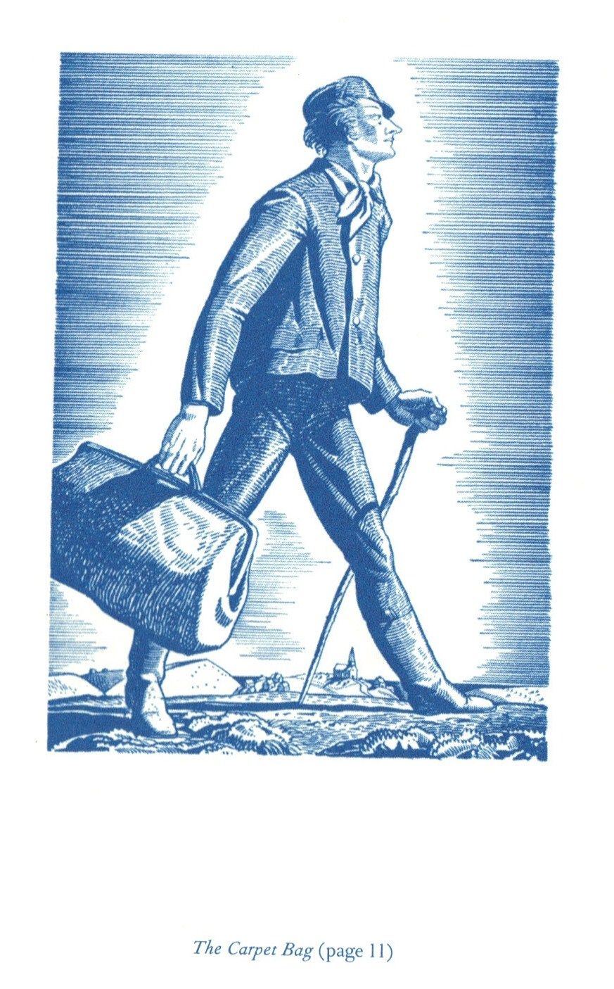 Rockwell kent moby dick