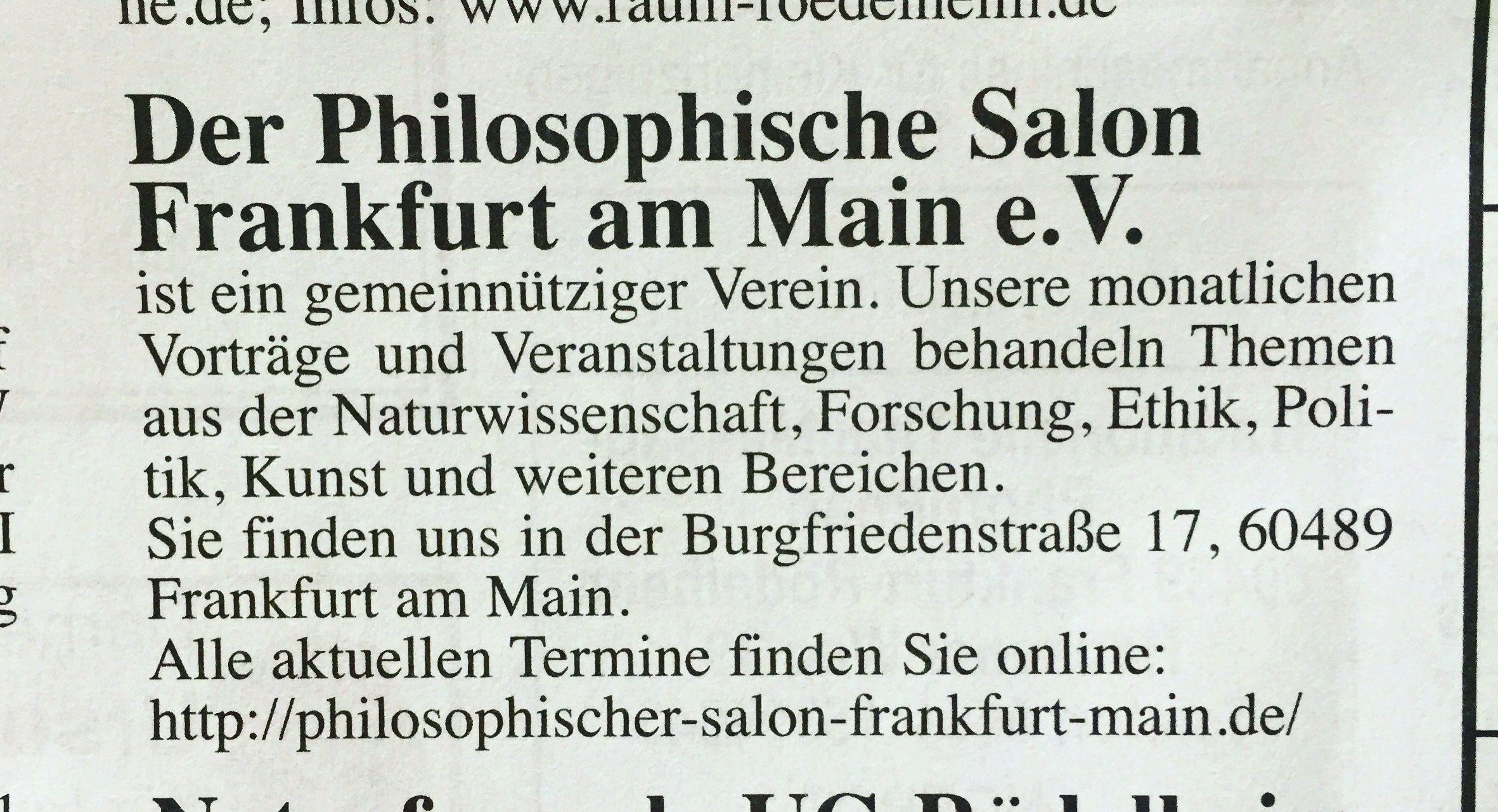 Aus dem aktuellen Niddaboten - Philosophischer Salon Frankfurt am ...
