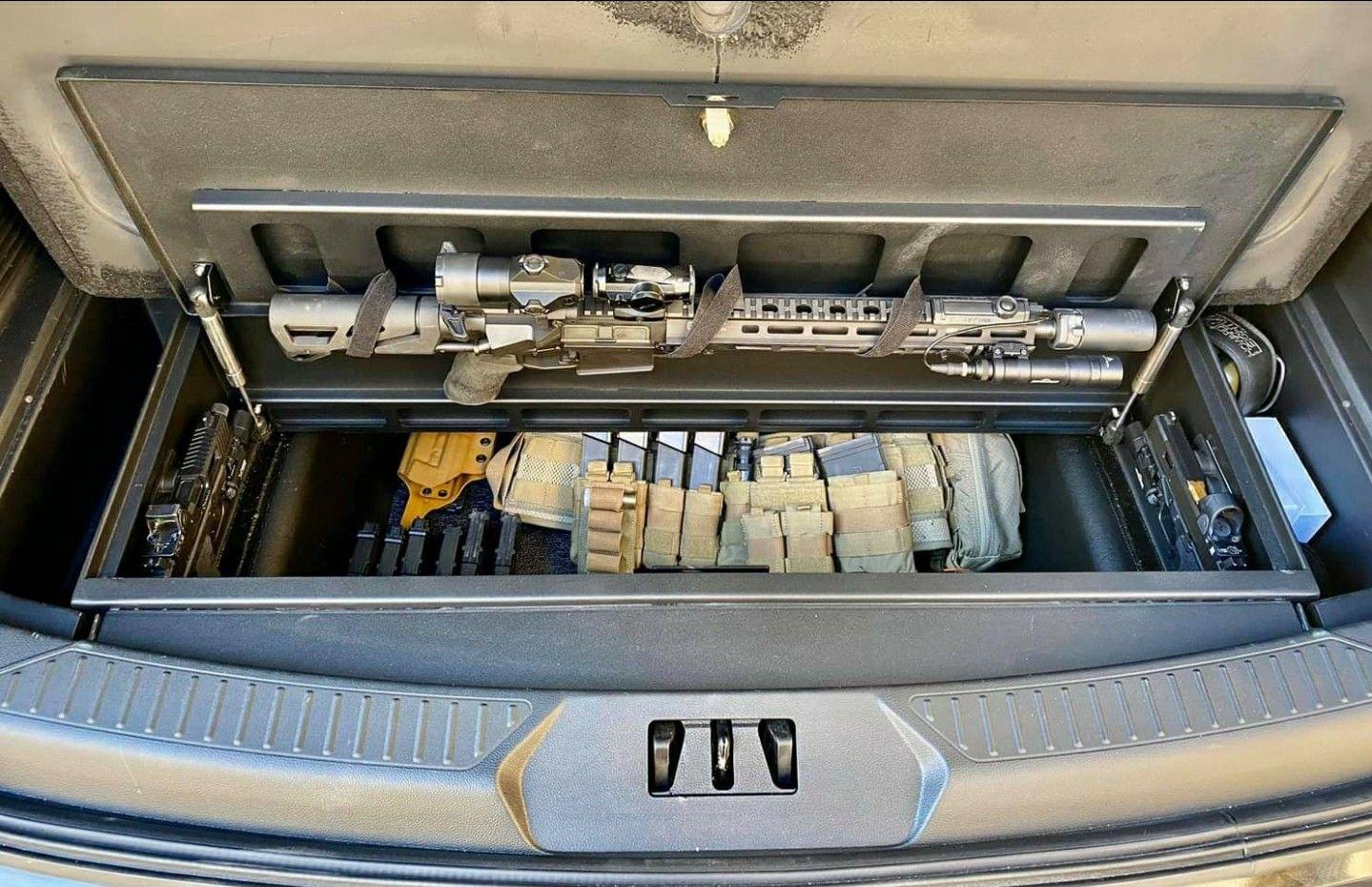 2020 Ford Explorer St Trunk Mod In 2020 2020 Ford Explorer Ford Explorer Ford