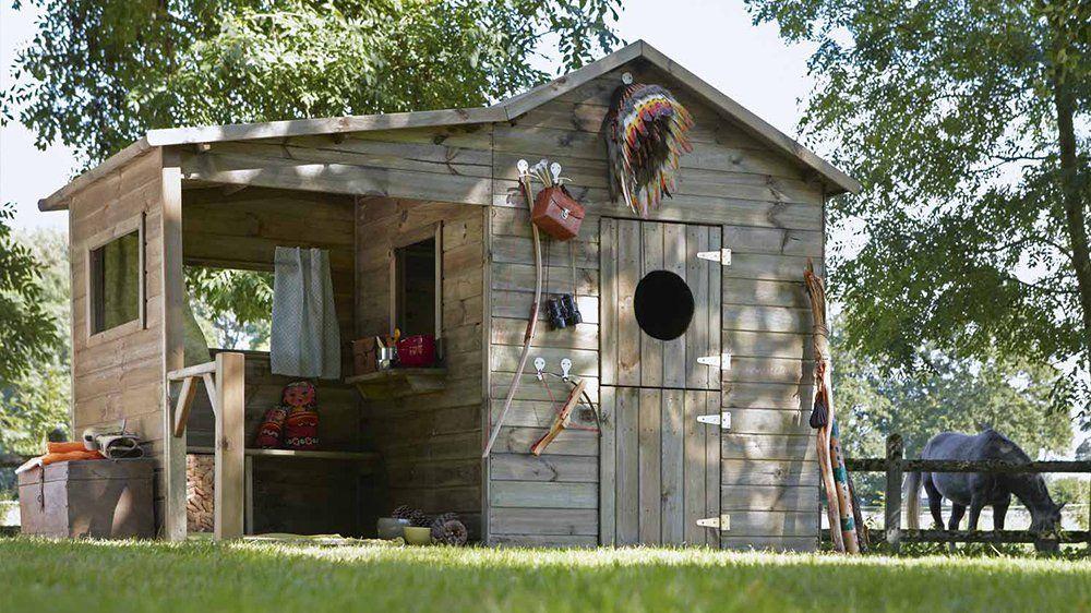 20 Cabanons De Jardin Pour Tout Ranger Avec Images Maisonnette