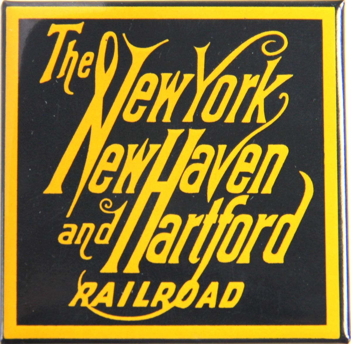 Country Trains Rmnynh The New York New Haven And Hartford Railroad Logo Train New Haven Hartford