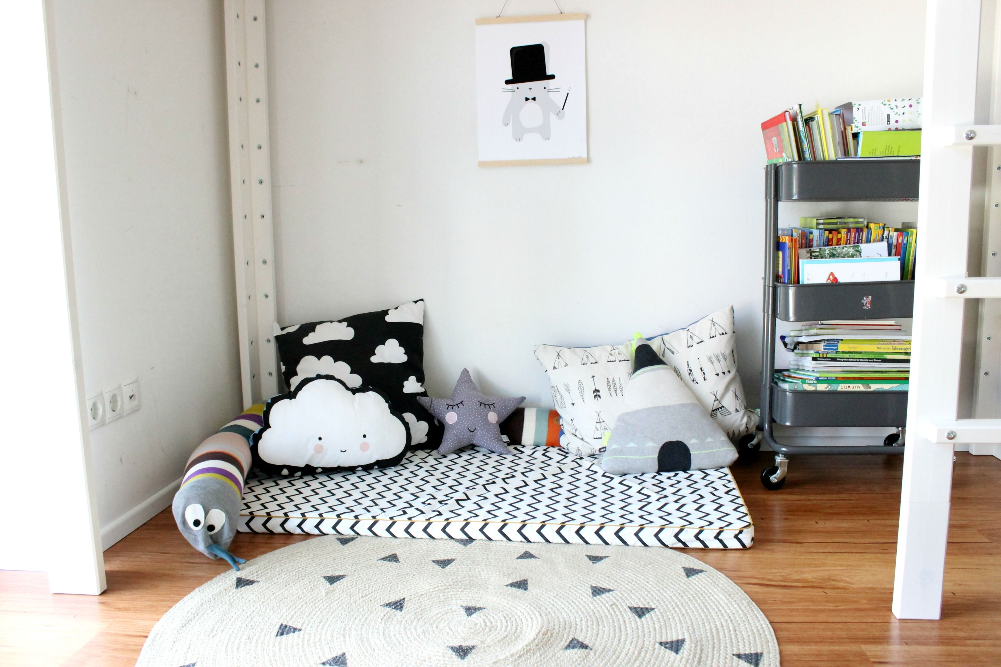 Lifestylemommy Interior Kuschelecke Im Kinderzimmer Die Schatzinsel Kuschelecke Kinderzimmer Kinderzimmer Kaufen Kinder Zimmer