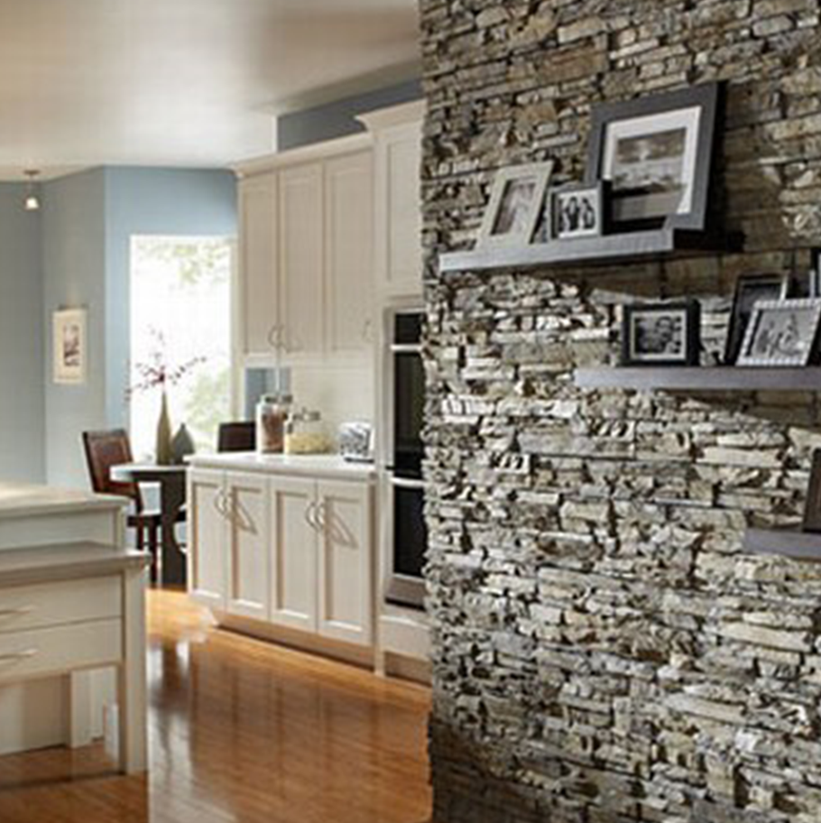 Anclaflex productos herramientas y complementos piedra natural lugares y espacios - Pared de piedra natural ...