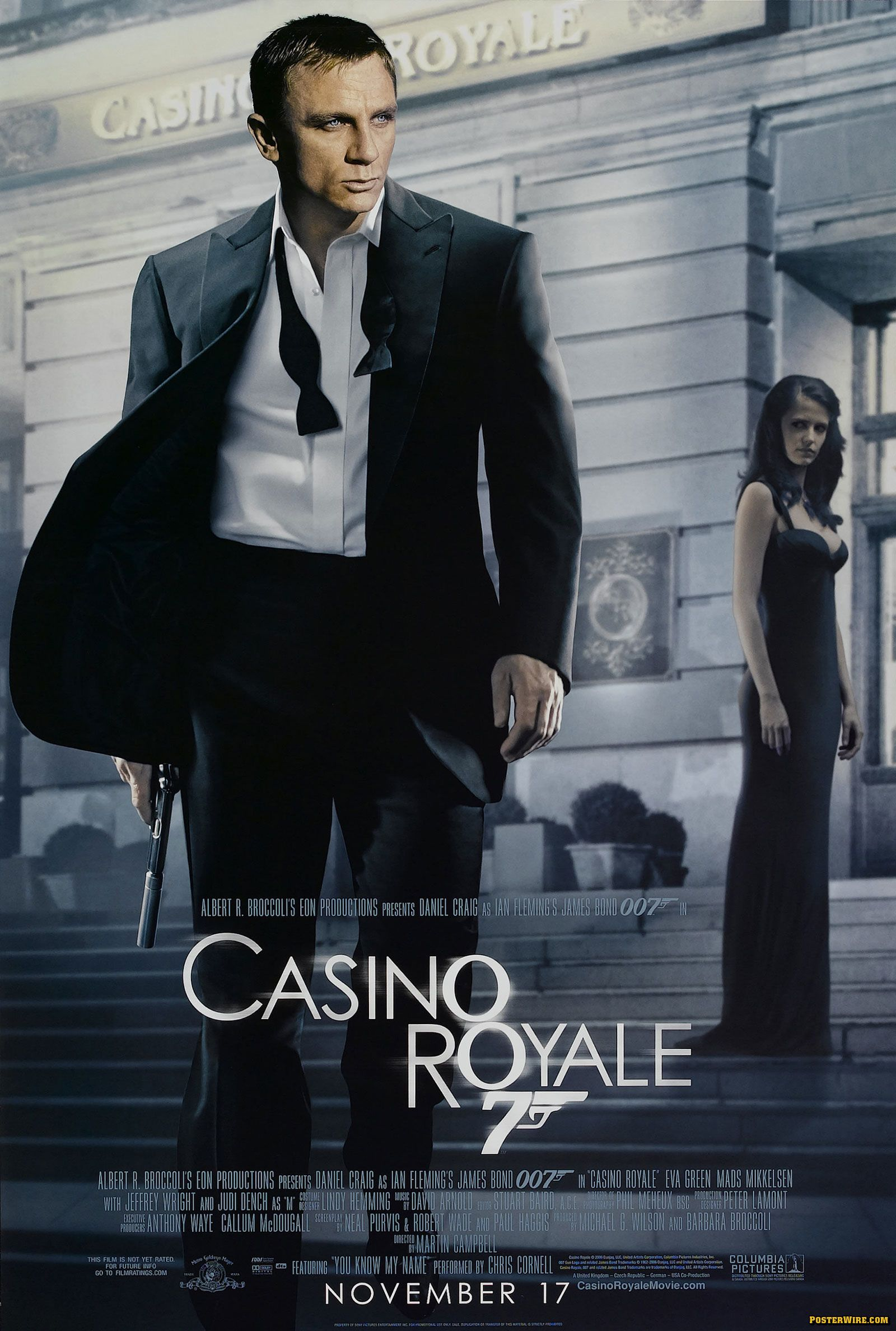 Casino Royale Action Packed Smart Dangerous And Daniel Craig