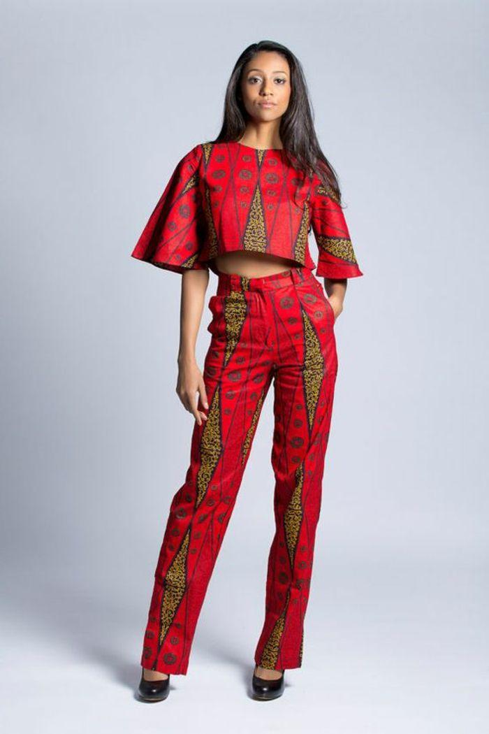 1001 id es de pagne africain styl et comment le porter mode femme pagne pagne africain. Black Bedroom Furniture Sets. Home Design Ideas