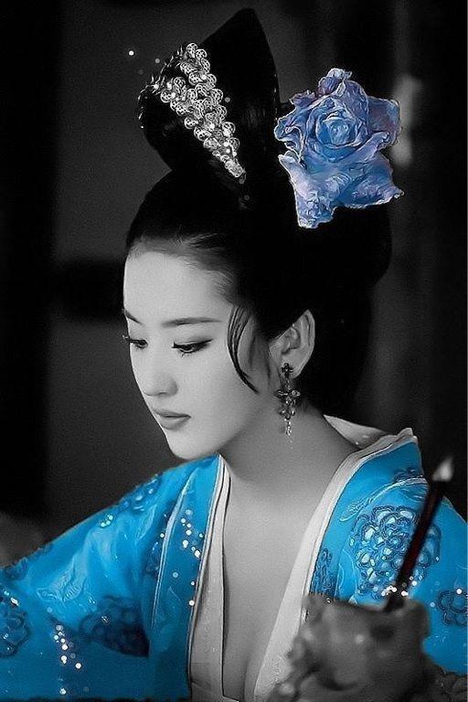 Épinglé sur Asie show coiffure