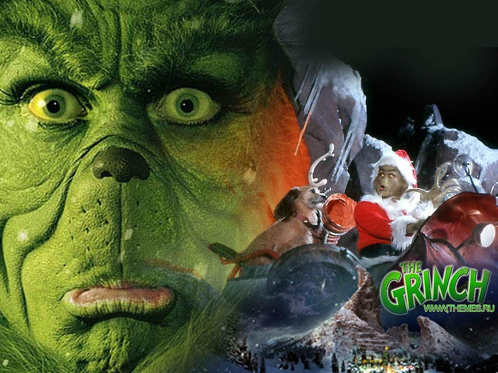 The Grinch - How The Grinch Stole Christmas Wallpaper (30805575 ...