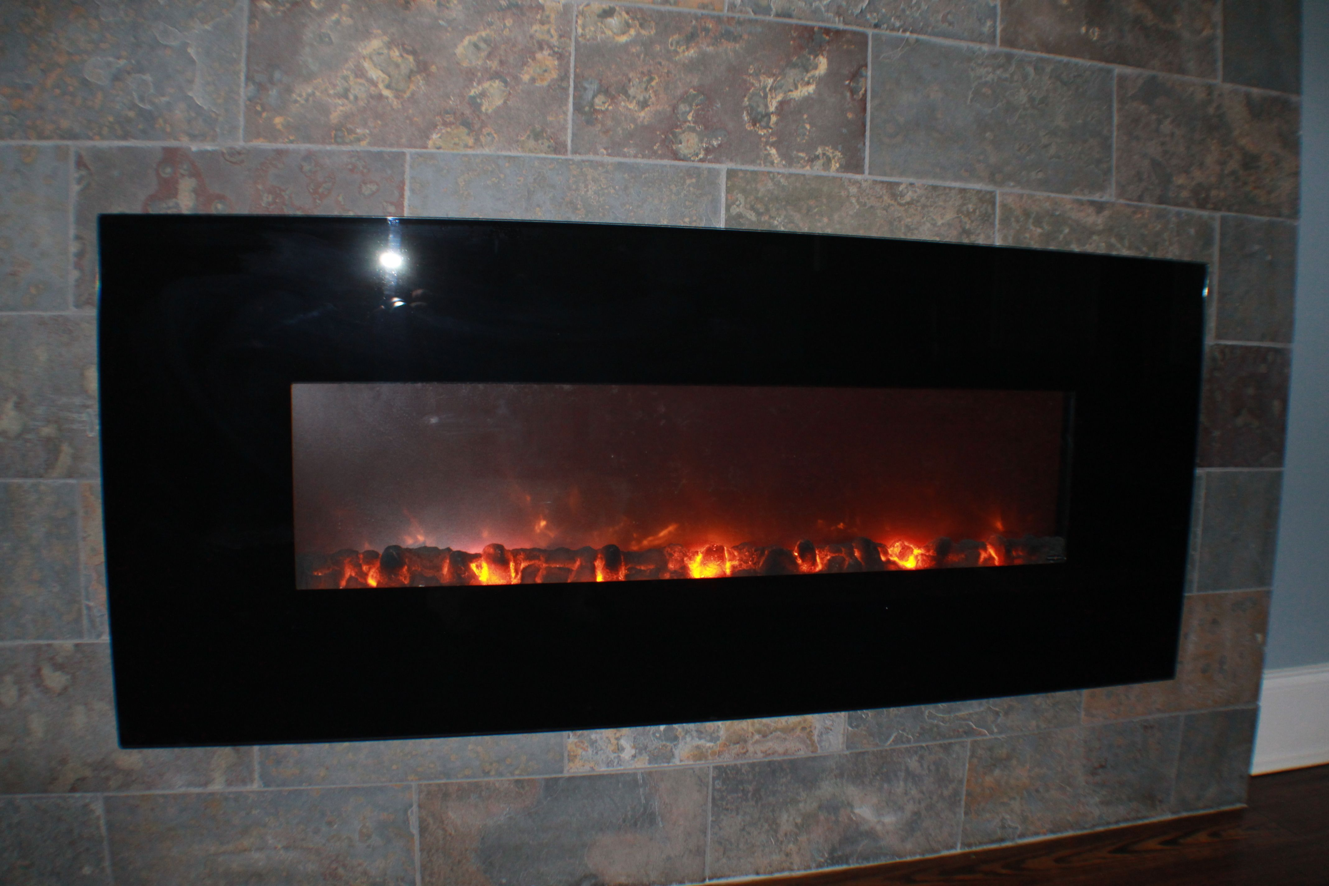 modern electric fireplace insert dact us