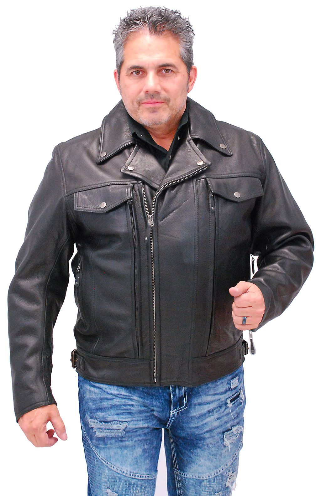 First classics mens vented utility cruising jacket