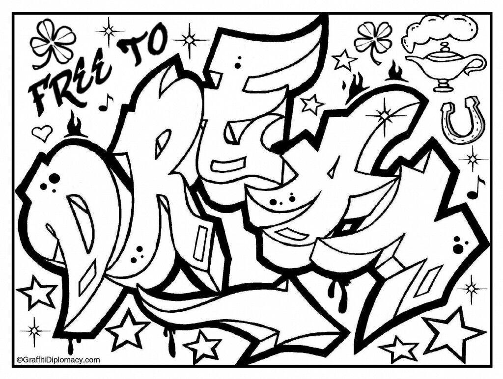 Pin on Graffiti temps